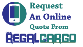 online quote for an Air Cargo