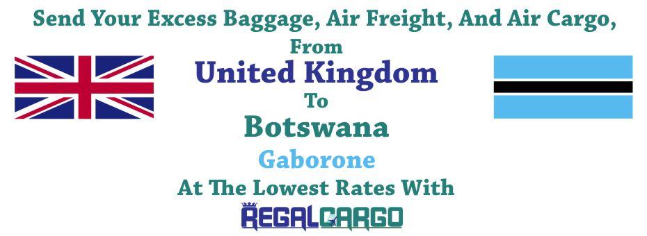 Cargo to Botswana