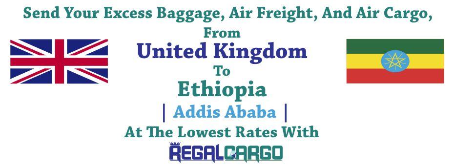 Cargo to Ethiopia
