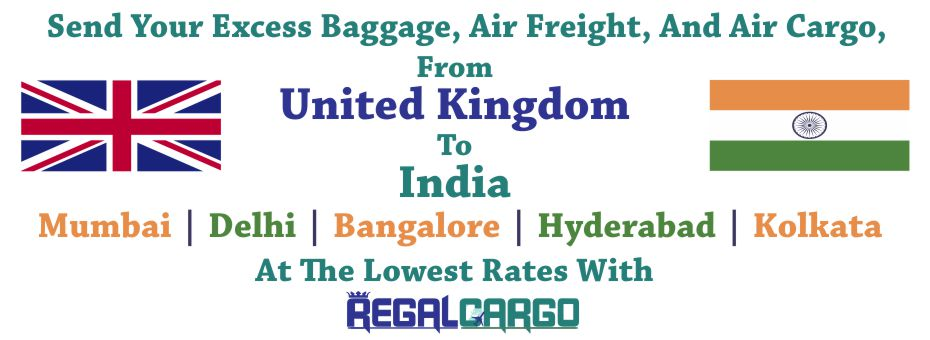 Cargo To India From Uk Charges For Air Cargo To India