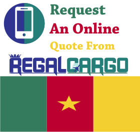 Air Cargo to Cameroon from UK