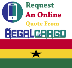 Air Cargo to Ghana from UK