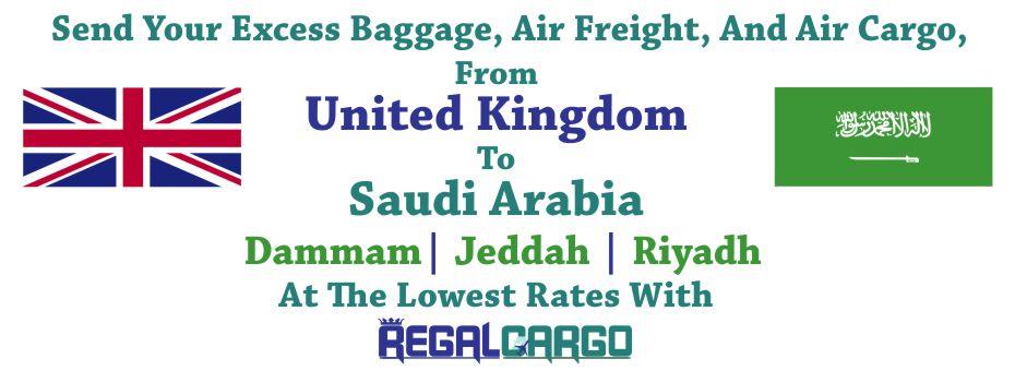 Cargo to Saudi Arabia