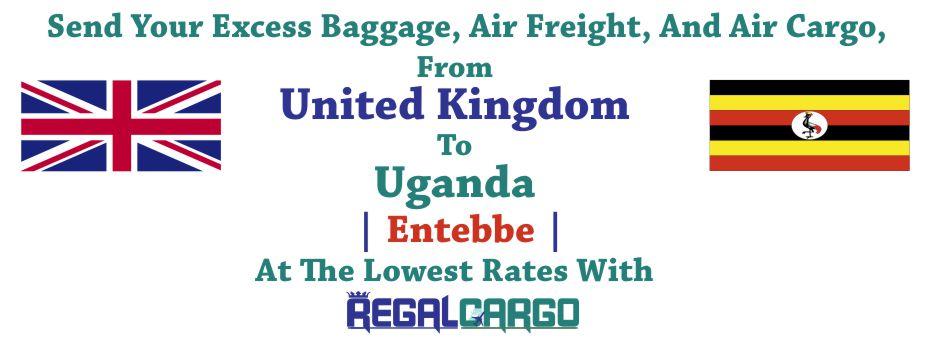 Cargo to Uganda