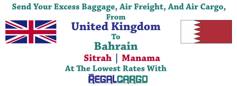 Cargo to Bahrain