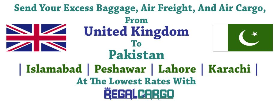 Cargo To Pakistan From UK   Charges for Cargo To Pakistan