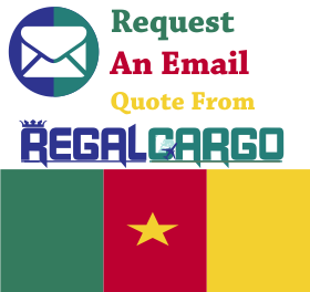 Cargo to Cameroon from UK