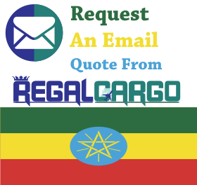 Cargo to Ethiopia from UK