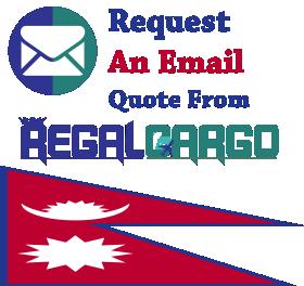 Cargo to Nepal