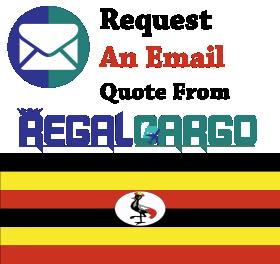 Cargo to Uganda from UK