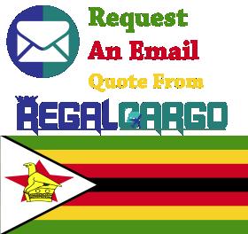 Cargo to Zimbabwe from UK
