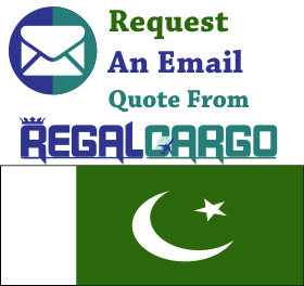 Cargo to Pakistan from UK