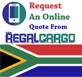 Air Cargo to South Africa from UK
