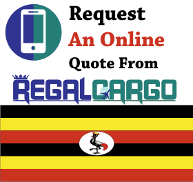 Air Cargo to Uganda from UK