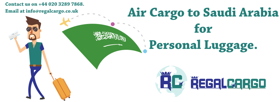 Air Cargo to Saudi Arabia for Personal Luggage