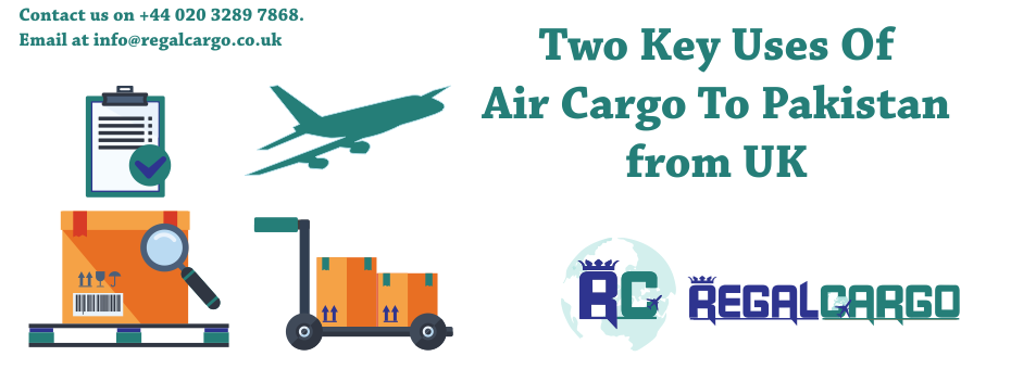 Air Cargo To Pakistan from UK