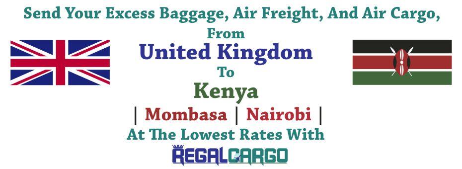 Cargo to Kenya