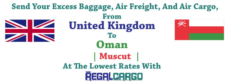 Cargo to Oman
