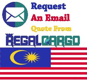 Cargo to Malaysia