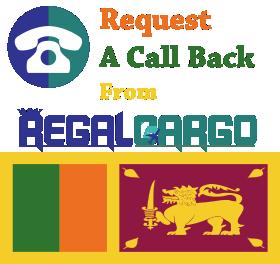Cargo to Sri Lanka