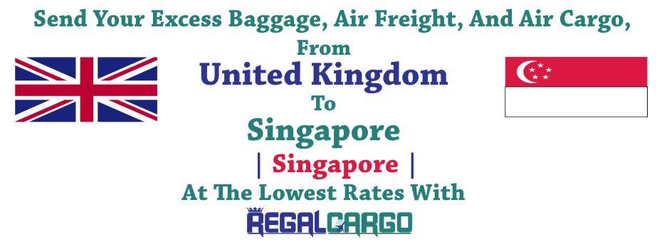 Cargo to Singapore