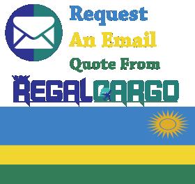 Cargo to Rwanda from UK