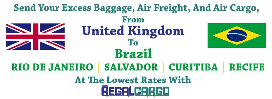 Cargo to Brazil