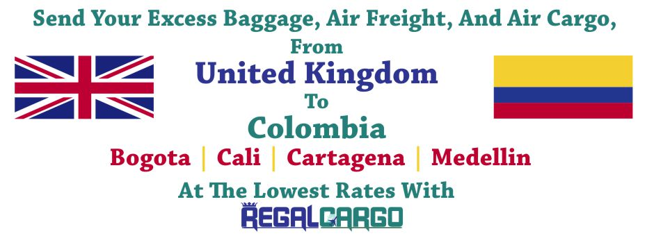 Cargo to Colombia