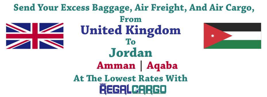 Cargo to Jordan