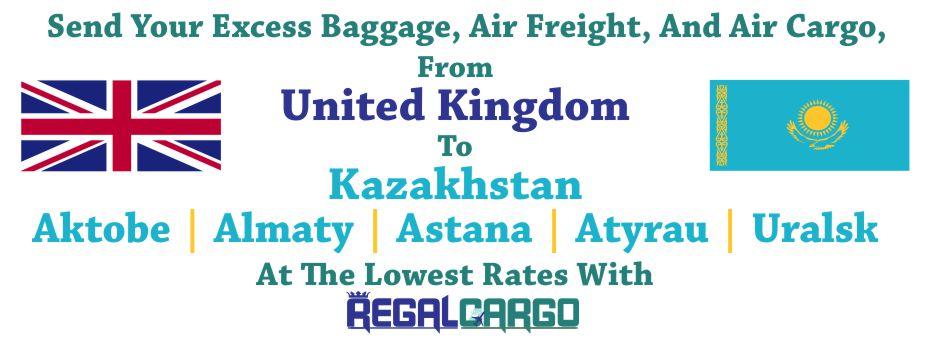 Cargo to Kazakhstan