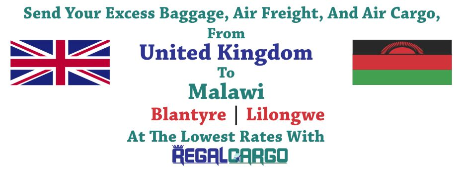 Cargo to Malawi
