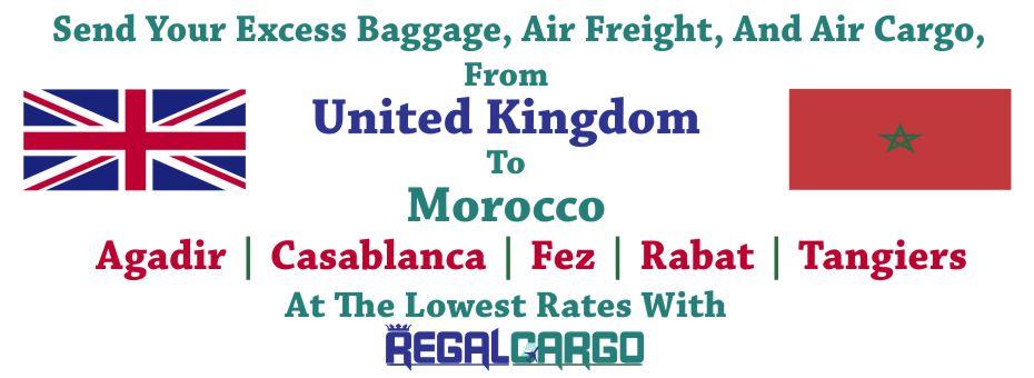 Cargo to Morocco