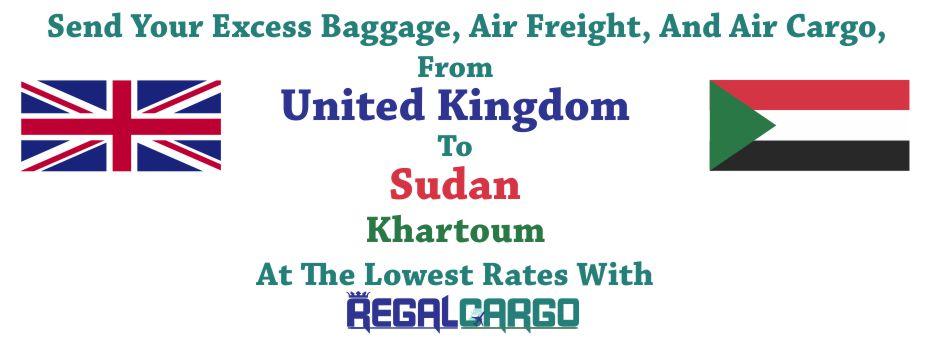 Cargo to Sudan