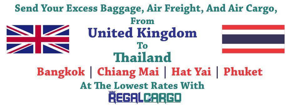 Cargo to Thailand