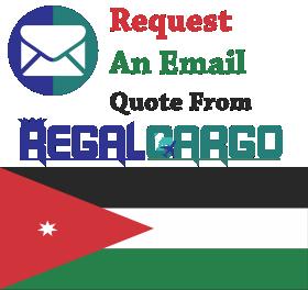 Air Freight to Jordan
