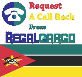 Cargo to Mozambique