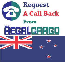 Cargo to New Zealand