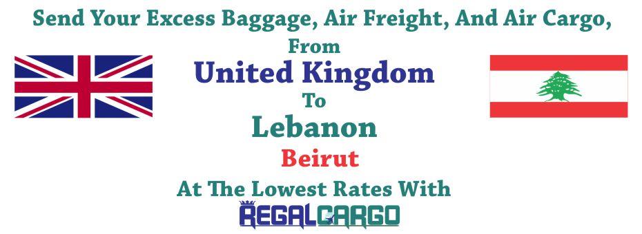 Cargo to Lebanon